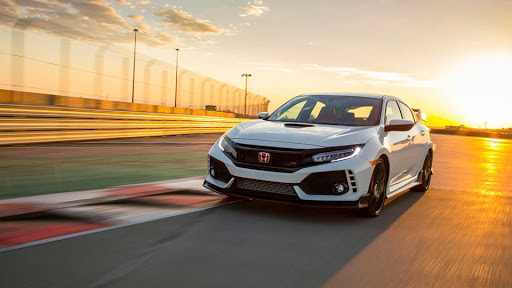 xe honda civic type r 2020